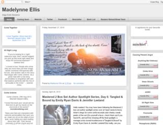 madelynne-ellis.blogspot.com screenshot