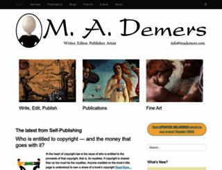 mademers.com screenshot