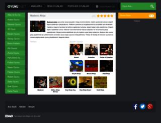 madencininja.oyunu.net screenshot