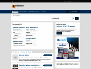 madenilanlari.com screenshot