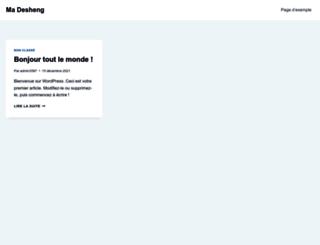 madesheng.com screenshot