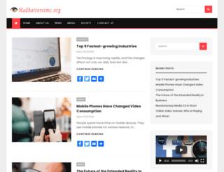 madhattersimc.org screenshot