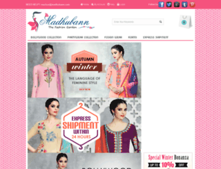 madhubann.com screenshot