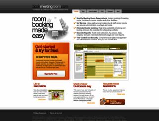madison.bookmeetingroom.com screenshot