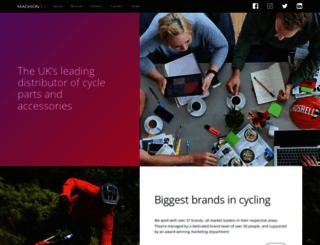 madison.co.uk screenshot