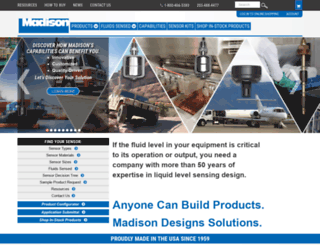 madisonco.com screenshot