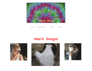 madkdesigns.com screenshot