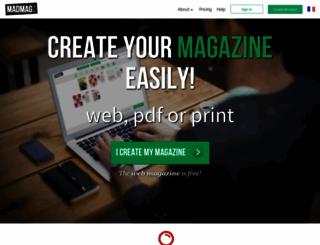 madmagz.com screenshot