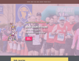 madmarchhare.org.uk screenshot