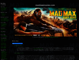 madmaxmovies.com screenshot