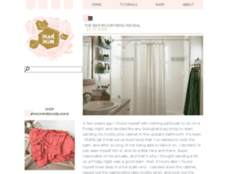 madmim.com screenshot
