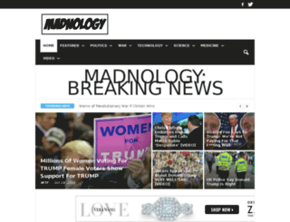 madnology.com screenshot