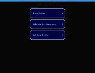 madondarts.co.uk screenshot