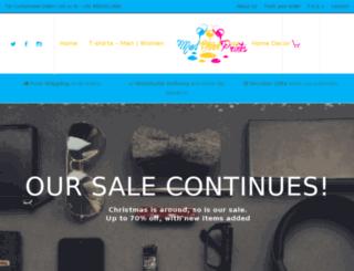 madoverprints.com screenshot