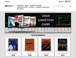 madrasshoppe.com screenshot