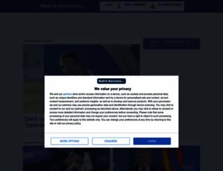 madrid-barcelona.com screenshot