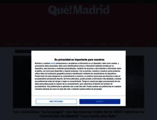 madrid.net screenshot