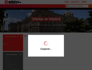 madridcard.com screenshot