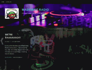 madvibezradio.com screenshot