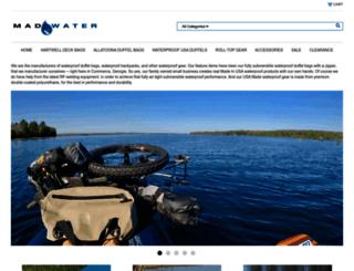 madwater.com screenshot