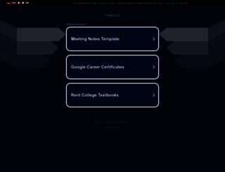 maei.nl screenshot