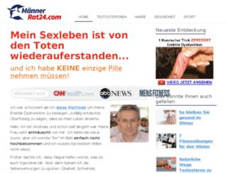 maennerrat24.com screenshot