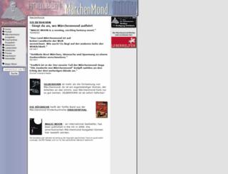 maerchenmond.de screenshot