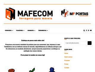 mafecom.com.br screenshot