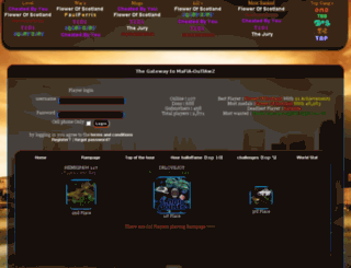 mafia-outlawz.com screenshot