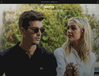 mafia.com screenshot
