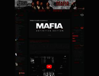 mafia.scorpions.cz screenshot