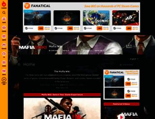 mafiagame.wikia.com screenshot