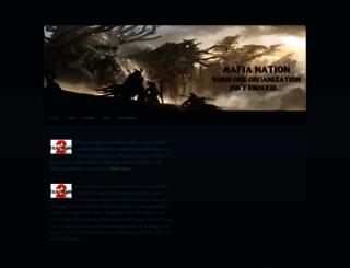 mafianation.com screenshot