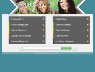 mag4all.com screenshot
