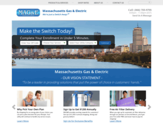 magande.com screenshot