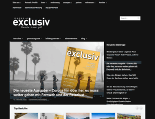magazin-exclusiv.com screenshot