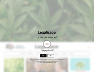 magazin-legalizace.cz screenshot