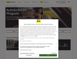 magazin.autoscout24.de screenshot