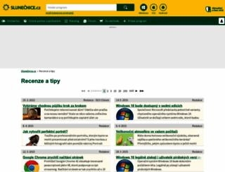 magazin.slunecnice.cz screenshot