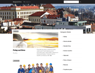 magazinbrno.cz screenshot