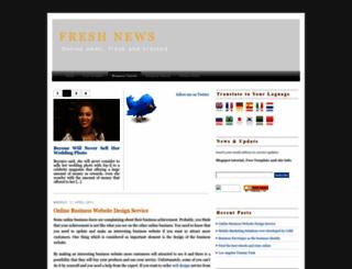 magazine-1.blogspot.com screenshot