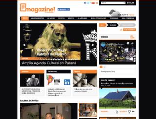 magazine.elonce.com screenshot