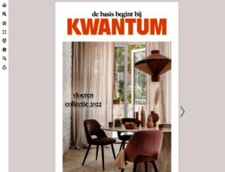 magazine.kwantum.nl screenshot