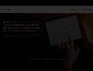 magazine.okazii.ro screenshot