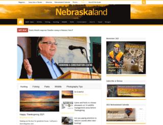 magazine.outdoornebraska.gov screenshot