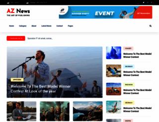 magazine024.com screenshot
