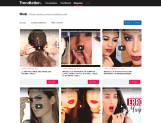 magazinees.trendtation.com screenshot