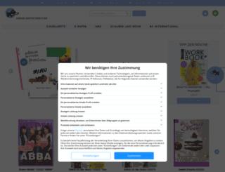 magazineshoppen.de screenshot
