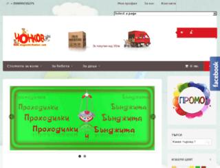 magazinichonkov.com screenshot