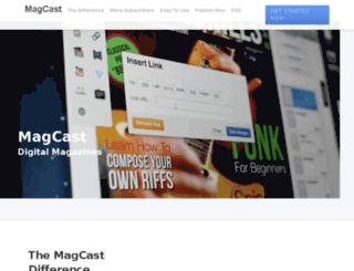 magcasting.co screenshot